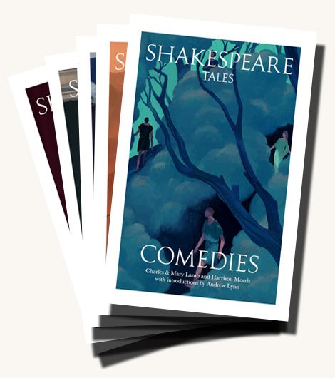 Shakespeare Tales Series By Andrew Lynn